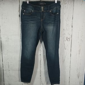 Torrid Premium Crop Jegging Jeans